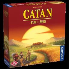 卡坦島 : 基礎 - 中文版