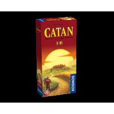 (擴充) 卡坦島 5-6人擴充 - 中文版