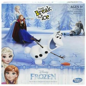Don't Break The Ice Frozen Edition - 英文版